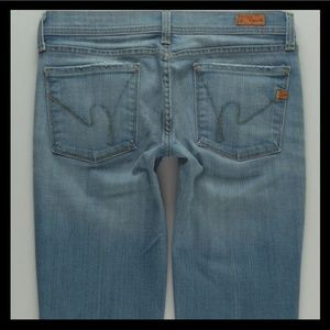 Citizens Humanity Ingrid 002 Jeans Women's 28 #131